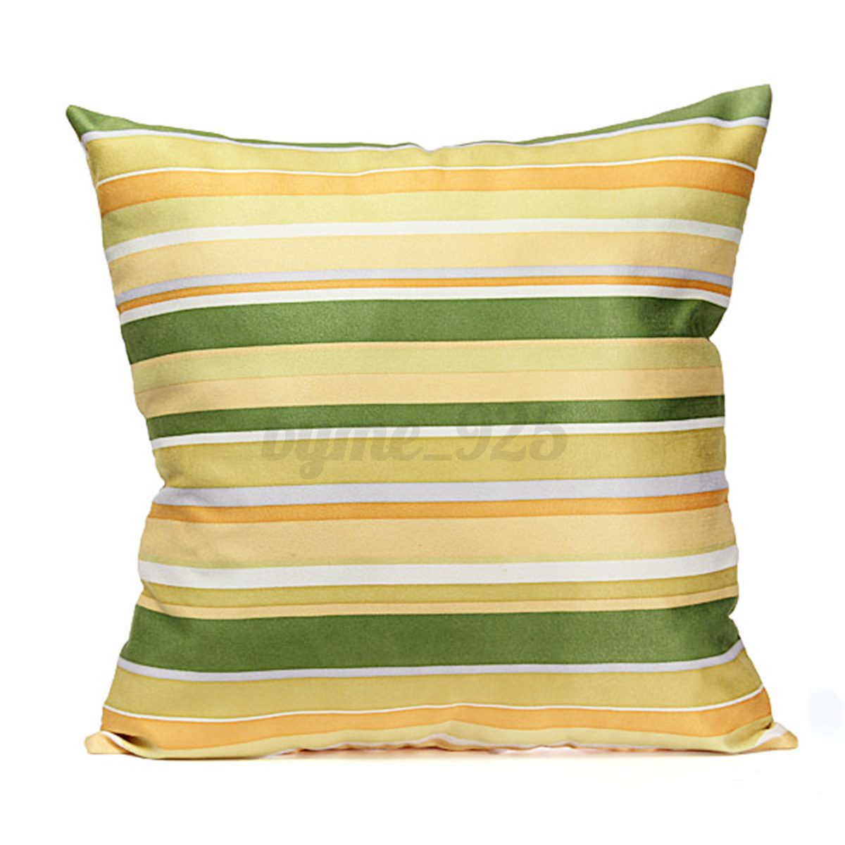 Vintage Flowers Throw Pillow Cover Floral Striped Cushion