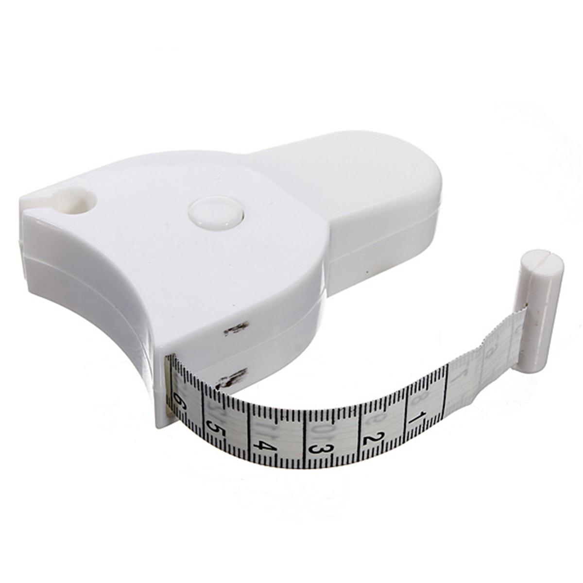 body tape measure caliper measuring waist measurement diet weight fat loss 1 5m ebay. Black Bedroom Furniture Sets. Home Design Ideas