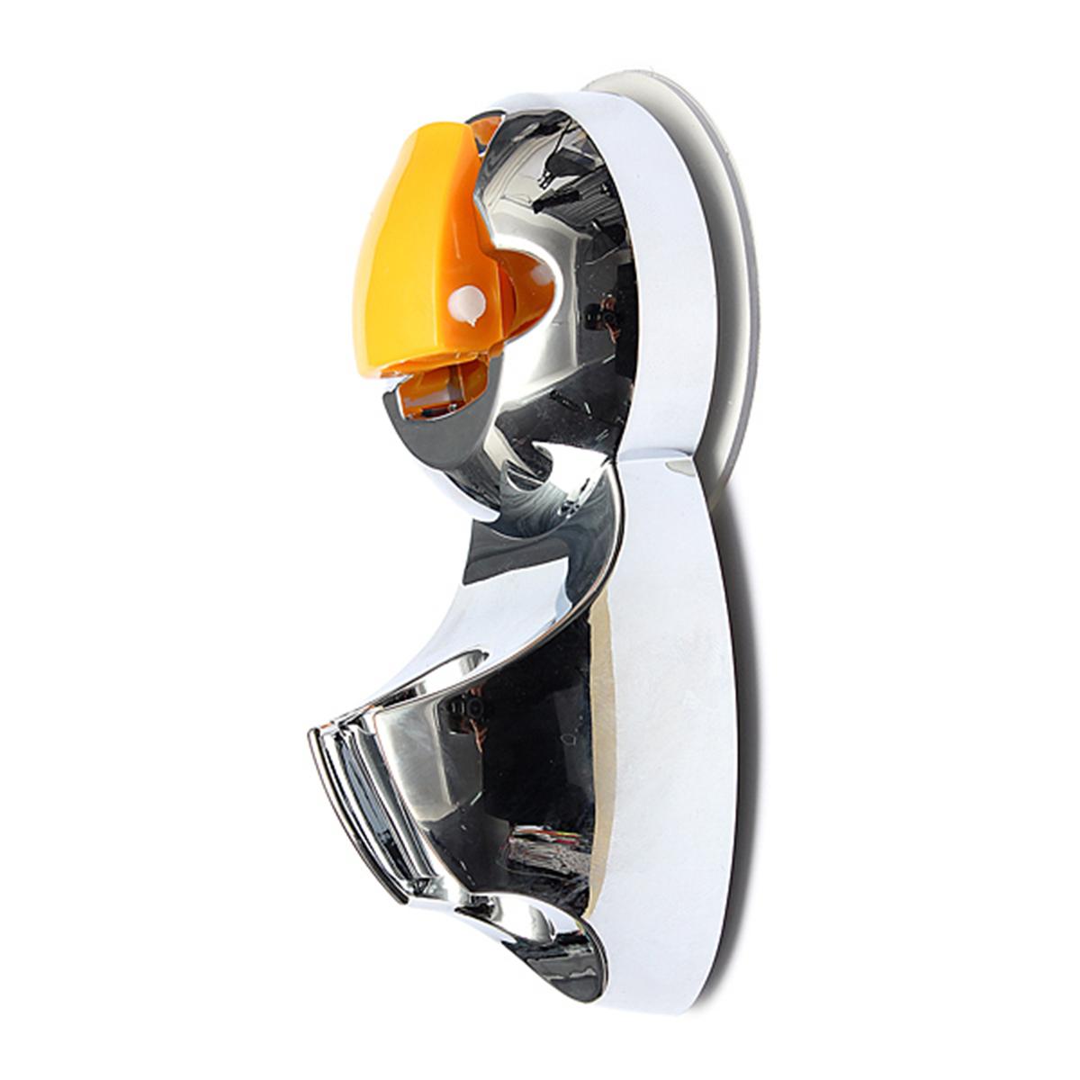 aluminium wandhalter halterung saugnapf wandhalter f r bad handbrause duschkopf ebay. Black Bedroom Furniture Sets. Home Design Ideas