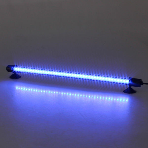 42 led aquarium fish tank light waterproof bar submersible for Fish tank led light bar