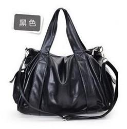 Women Lady Satchel Messenger Leather Handbag Shoulderbag Tote Shoulder Purse Bag