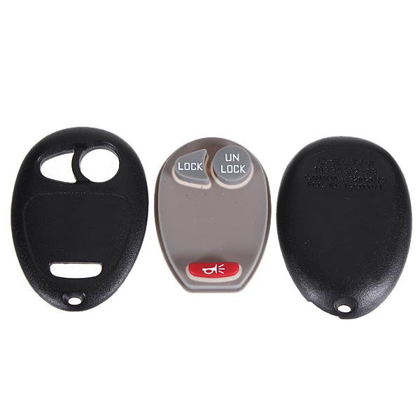 Replacement keyless entry remote key cover shell case for chevrolet gmc hummer ebay