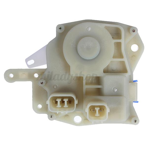 Door lock actuator front left driver side for honda civic for 05 honda accord door lock actuator