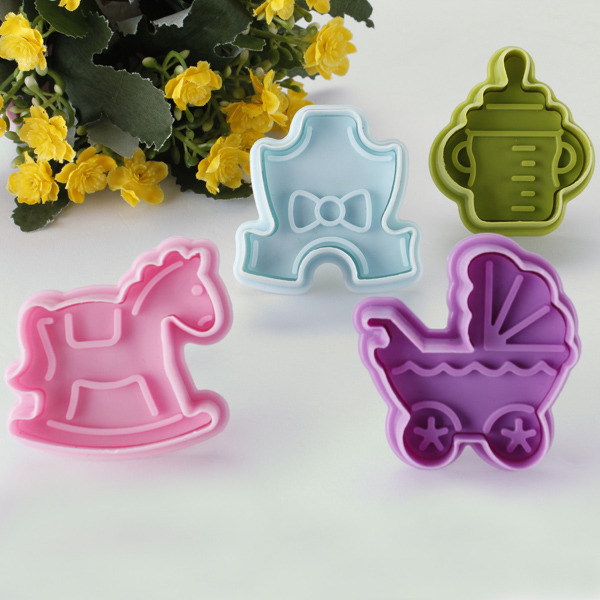 Cake Decorating Sugarcraft Moulds : Cake Cookie Pastry Cutter Sugarcraft Fondant Decorating ...