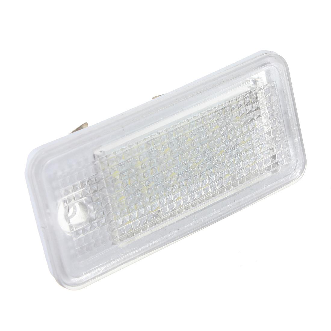 2x 18 SMD LED Lampade Luci Luce Targa Bianco Audi A3 A4 S4 A6 RS6 A8 Q7 Quattro   eBay -> Lampade A Led Rs
