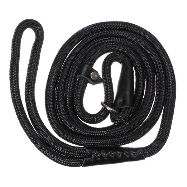 Laisse pour chien grosse en nylon corde collier r glable - Laisse corde gros chien ...