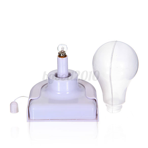 Stick Up LED Handy Wired Bulb Cabinet Wall Mount Table Lamp Night Light Battery eBay