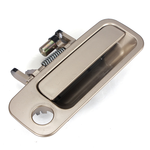 new front right beige outer outside exterior door handle for 97 01 toyota camry ebay