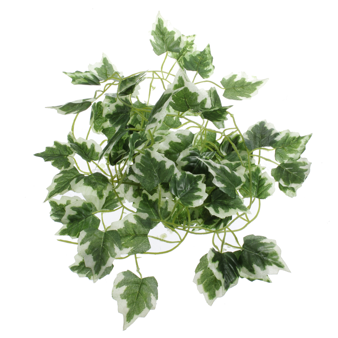 Artificial ivy vine leaf garland plants fake for Artificial plants for decoration