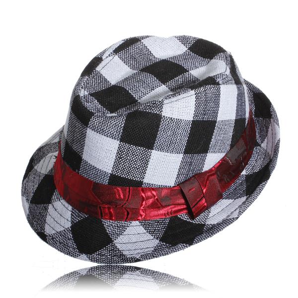 Baby-Girl-Boy-Toddler-Kid-Cap-Fedora-Hat-Jazz-Cap-Photography-Cotton-Trilby-New