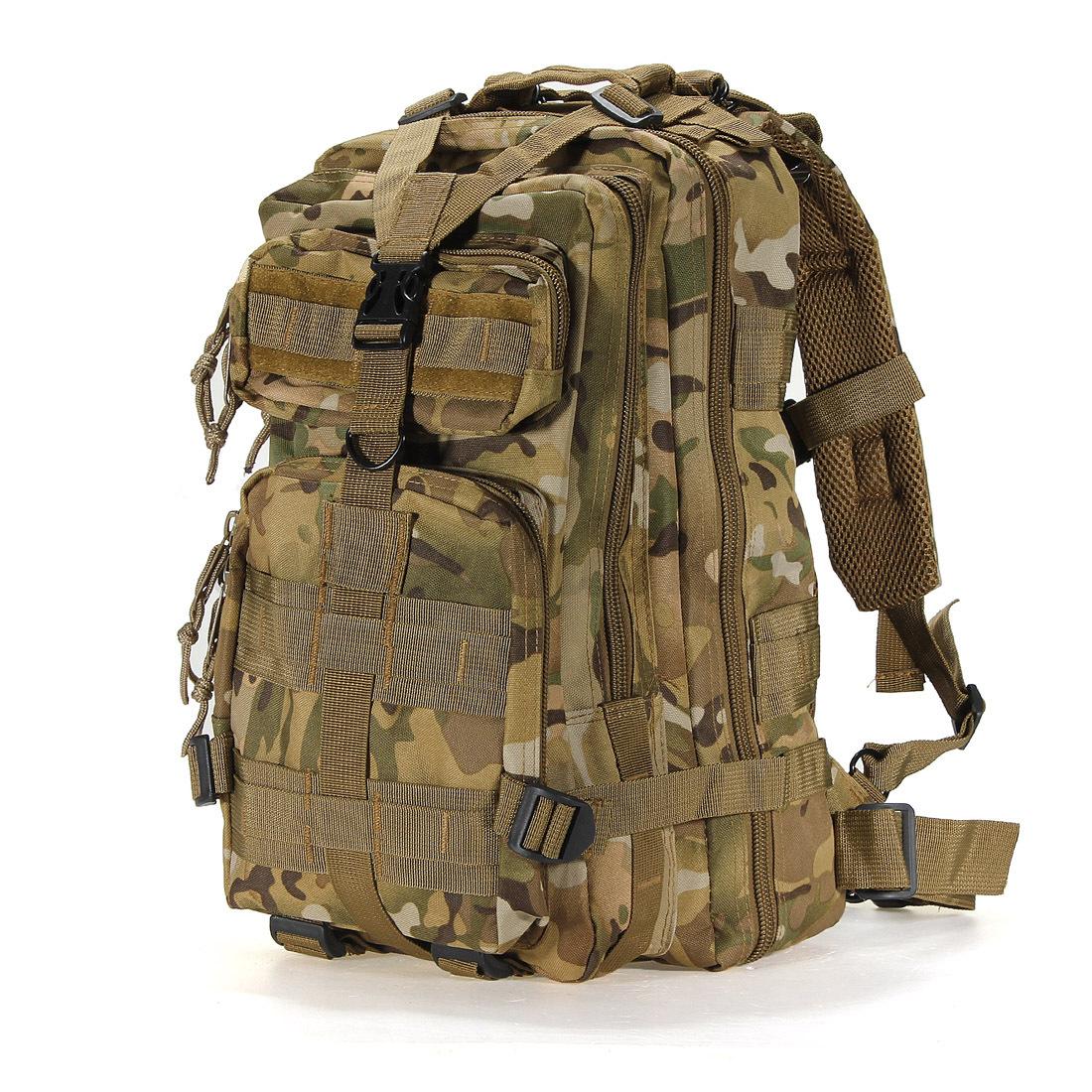 Открытый военный тактический Отдых Туризм треккинг Рюкзак Спорт рюкзак сумки 30л