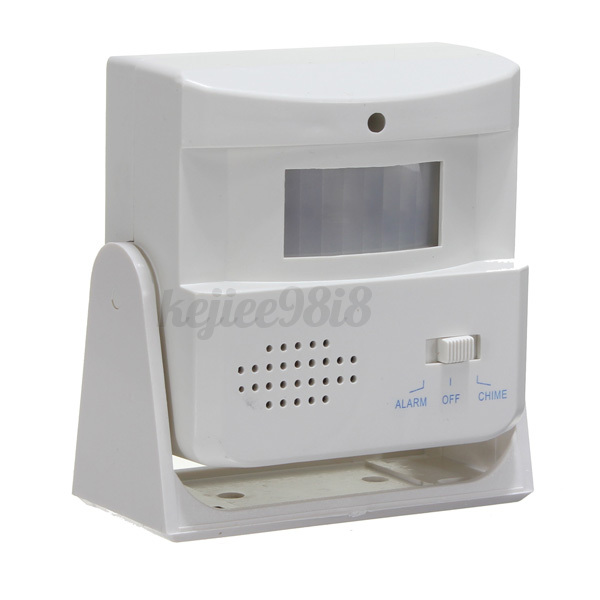 wireless entry door bell welcome alarm ring for shop store office