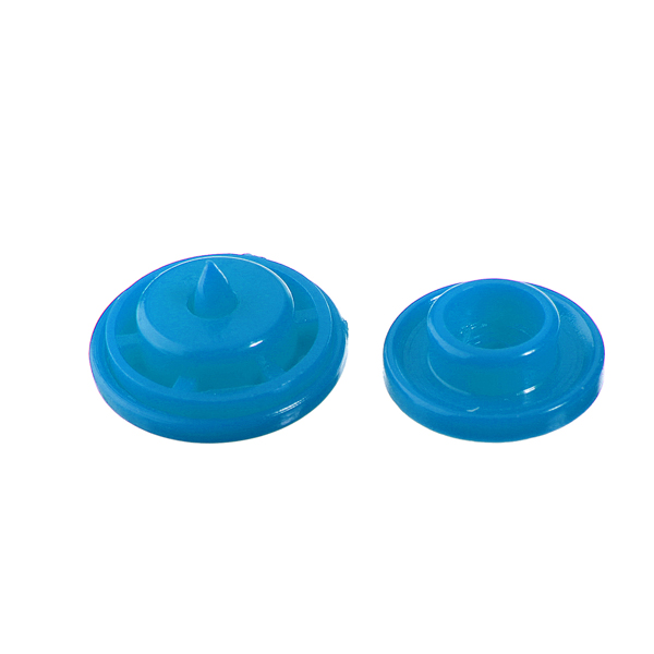 50 Sets Size T5 KAM Resin Kam Snaps Fasteners T5 Press Popper For Clothes Diaper
