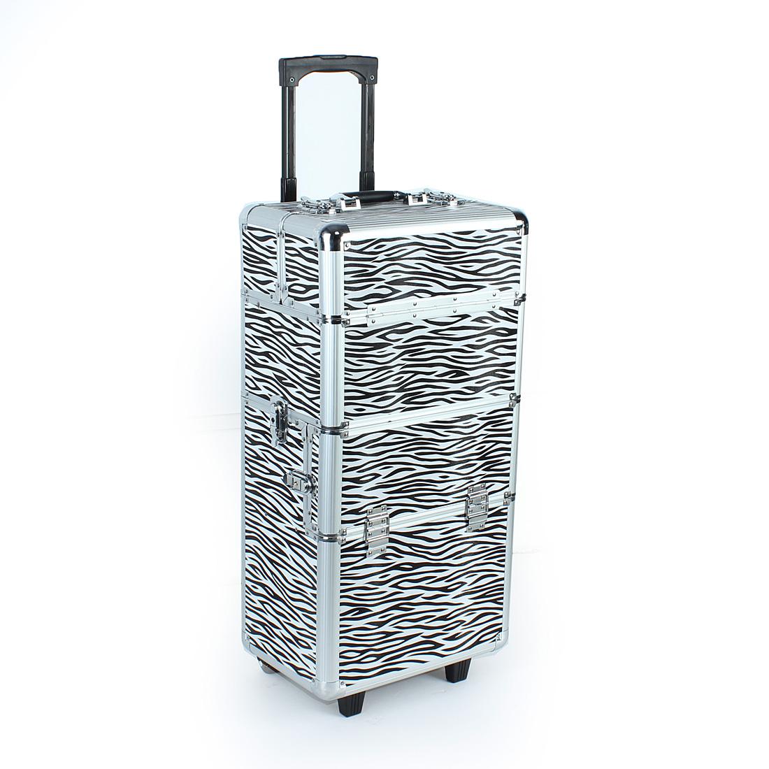Bo te coffre sac de bijoux valise tui maquillage - Boite rangement cosmetique ...