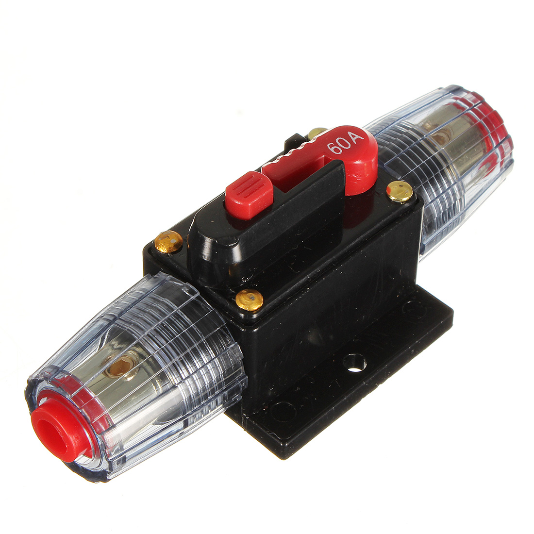 Inline Circuit Tester : V dc car audio inline circuit breaker fuse for system