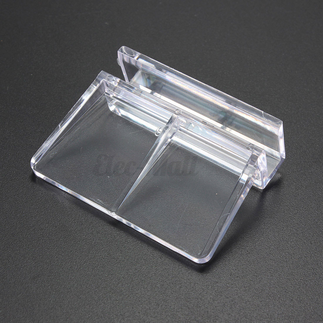4pcs 6mm aquarium tank plastic clips glass cover strong for How strong is acrylic glass