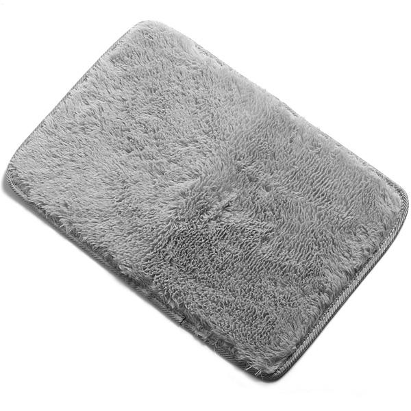 40*60cm Soft Anti-skid Carpet Flokati Shaggy Mat Rug Living Dining Bedroom Floor
