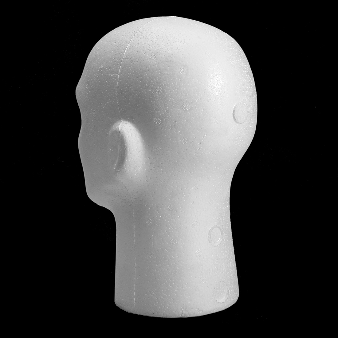 presentoir perruque t te de mannequin chapeau polystyr ne. Black Bedroom Furniture Sets. Home Design Ideas