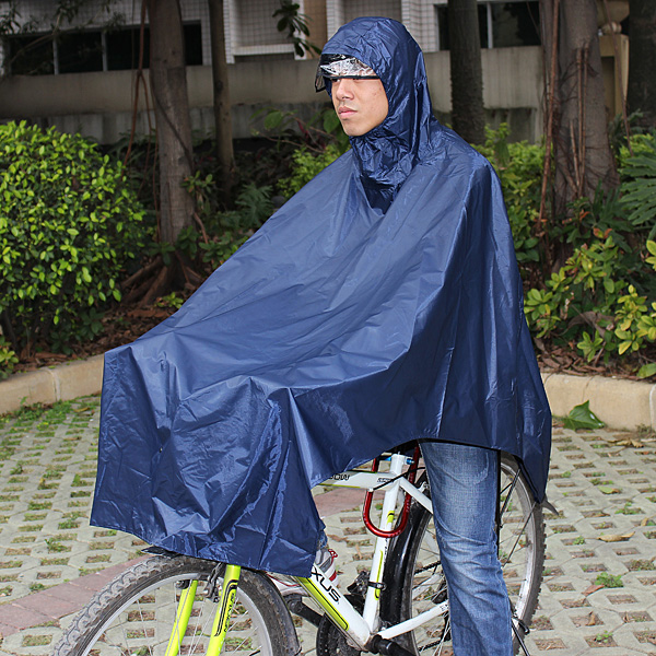 fahrrad cape regenjacke regenponcho regencape regenschutz. Black Bedroom Furniture Sets. Home Design Ideas