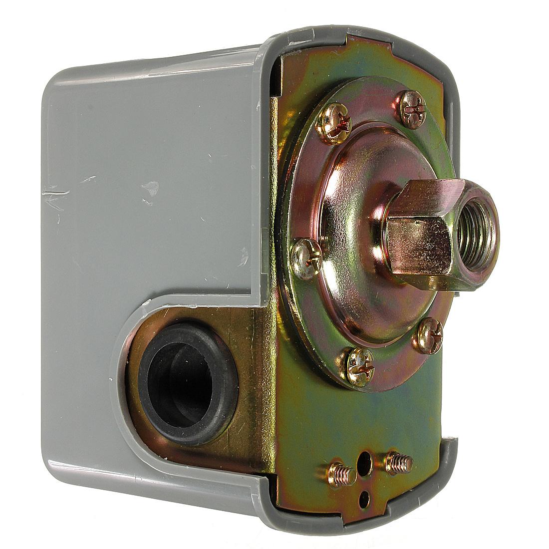 water well pump tank pressure control switch 40 60 psi adjustable ebay. Black Bedroom Furniture Sets. Home Design Ideas