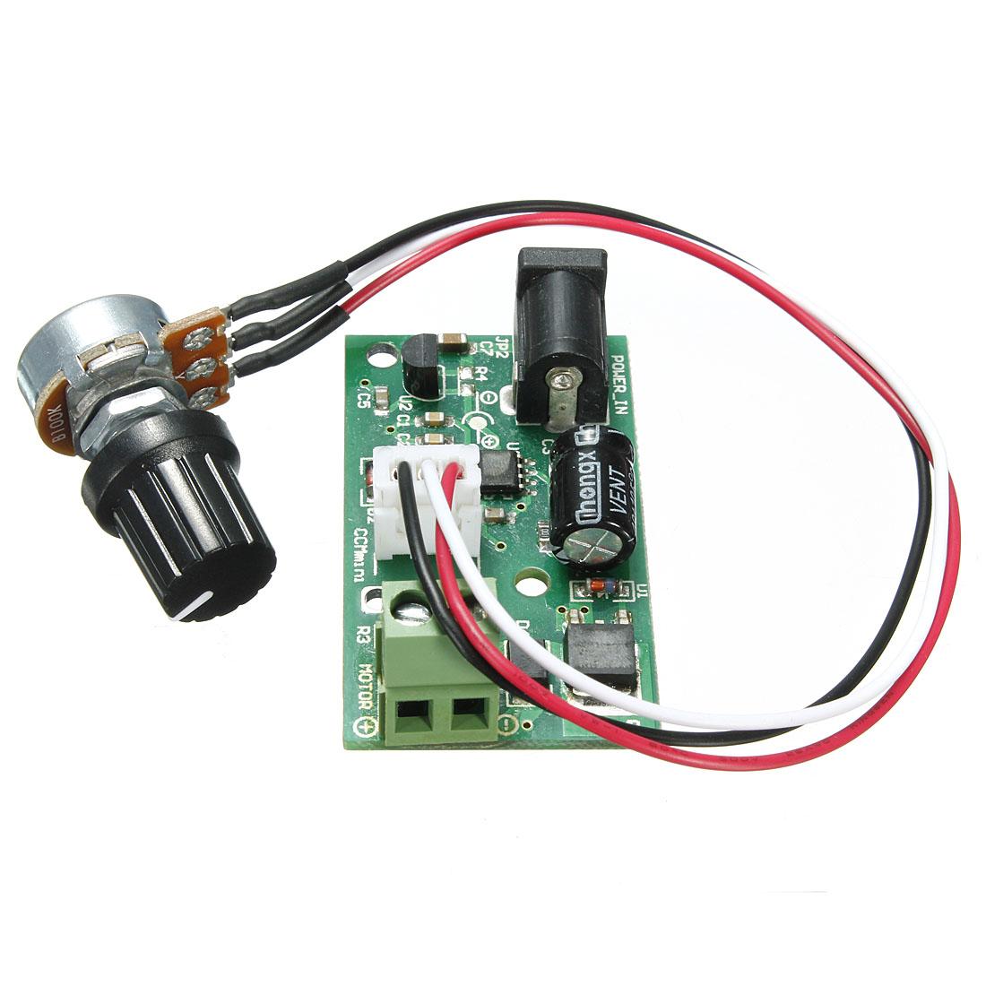 Dc Motor Speed Switch Controller 10v 12v 24v Control