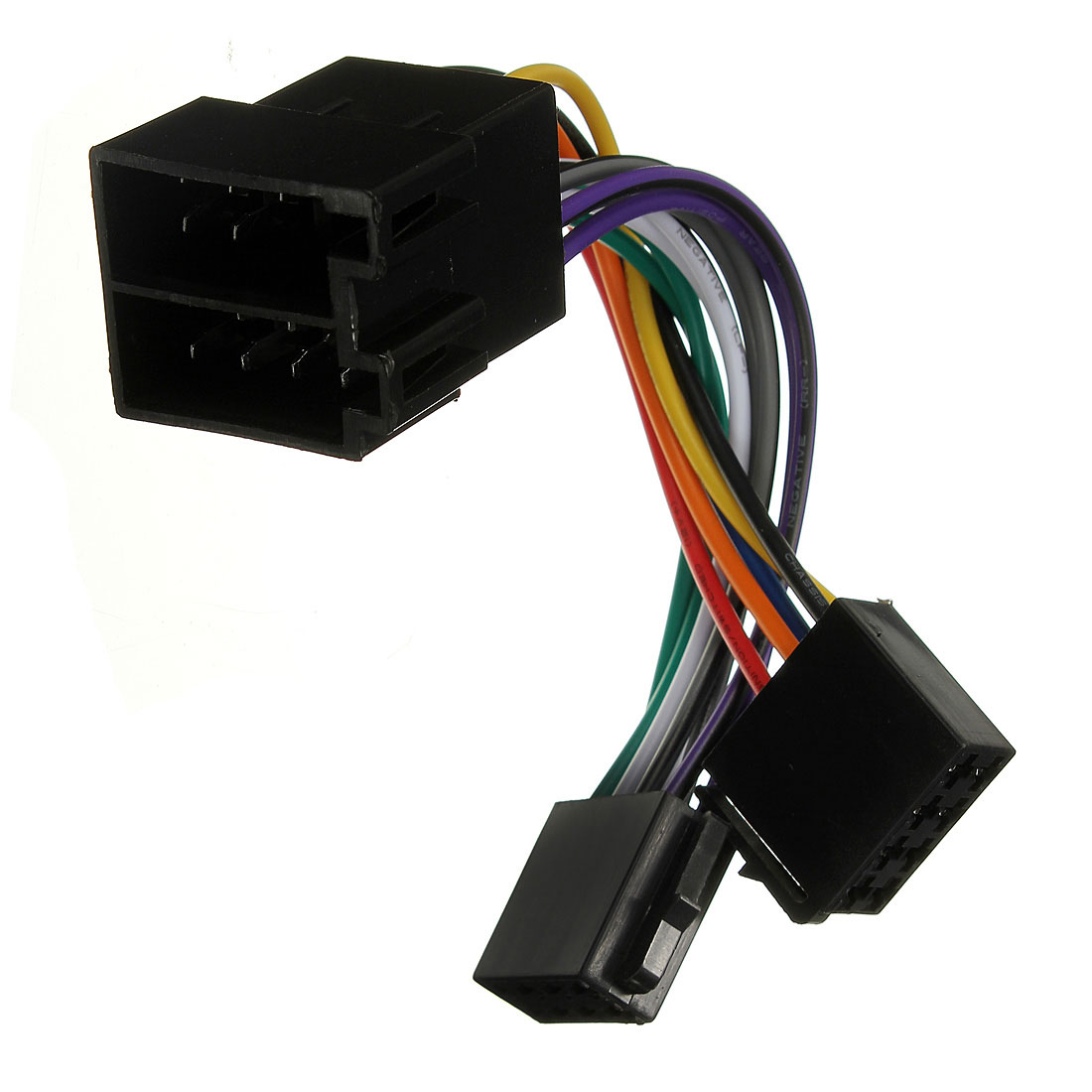 wire wiring harness stereo radio headunit adaptor for peugeot 106 detail image