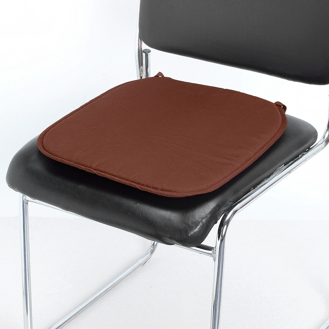 Kitchen Dining Home Garden Office Chair Seat Pads Cushion With Tie 37x37x2cm Ebay