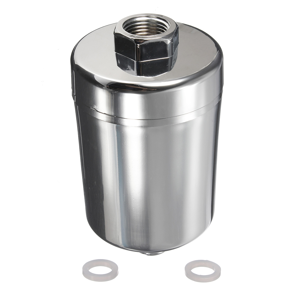 Softener Remove Inline Shower Faucet Head Filter Chlorine Water Purifier Chrome Ebay