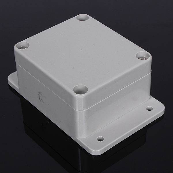 Plastic Waterproof Cover Cover Screw Clear Electronic
