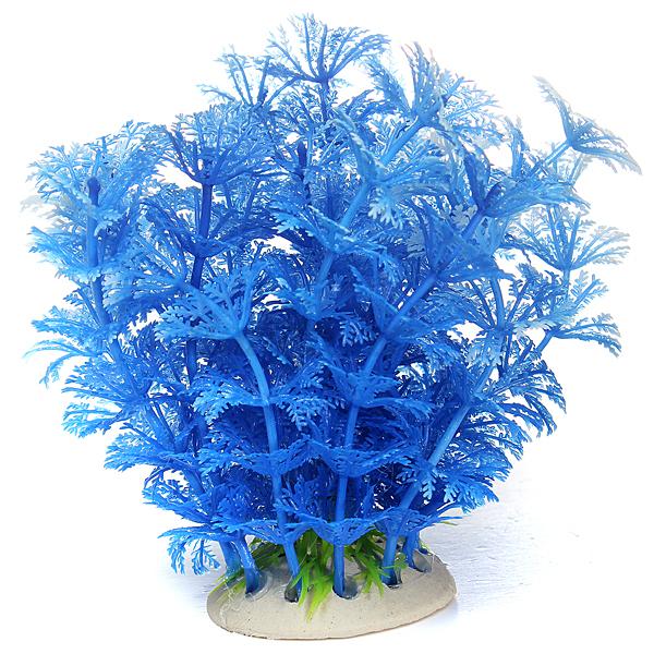 Artificielle herbe plante plastique aquatique aquarium for Aquarium plastique