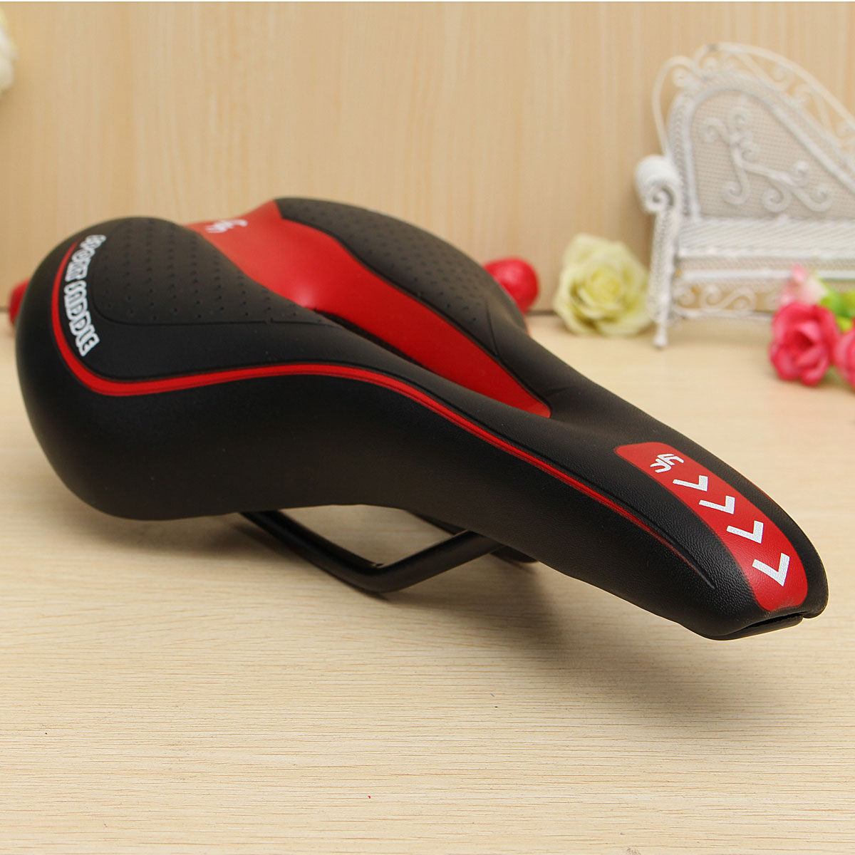 MTB Cycling Bike Saddle Soft Cushion Bicycle Seat Cover Riding Cover Comfort Gel
