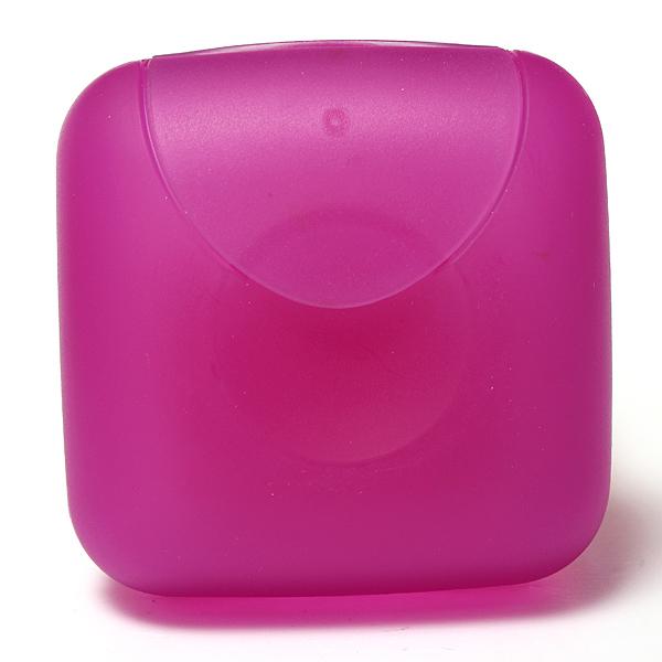 Bo te savon porte plastique salle de bain soap box for Boite porte savon