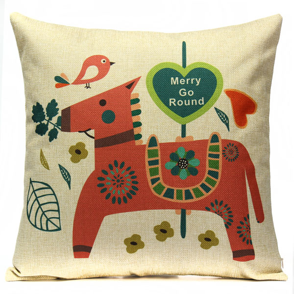 Dog Home Decor Throw Pillows