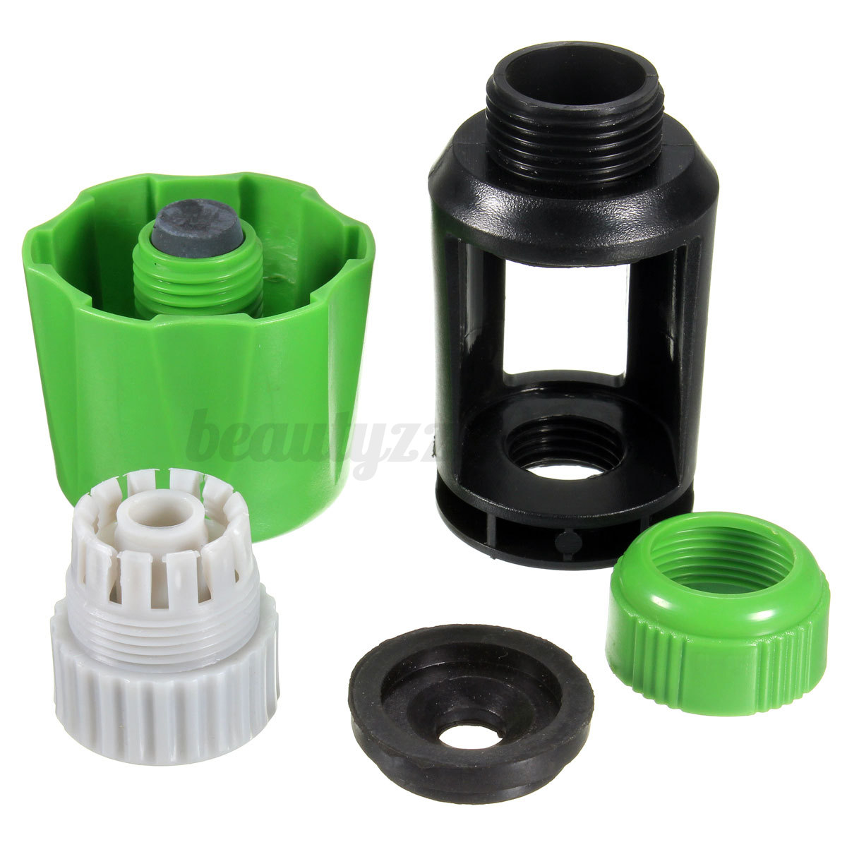 Garden hose pipe connector mixer kitchen watering equipment for universal tap ebay - Connect hose to kitchen tap ...