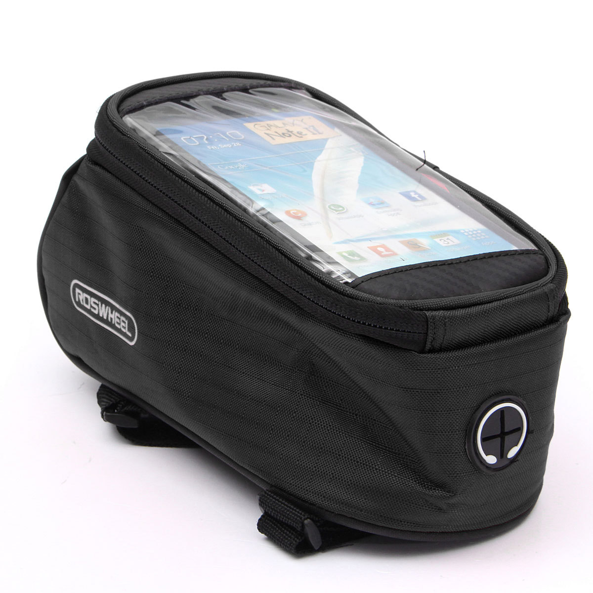 ... BIKE BICYCLE FRONT TUBE FRAME POUCH BAG MOBILE PHONE HOLDER CASE