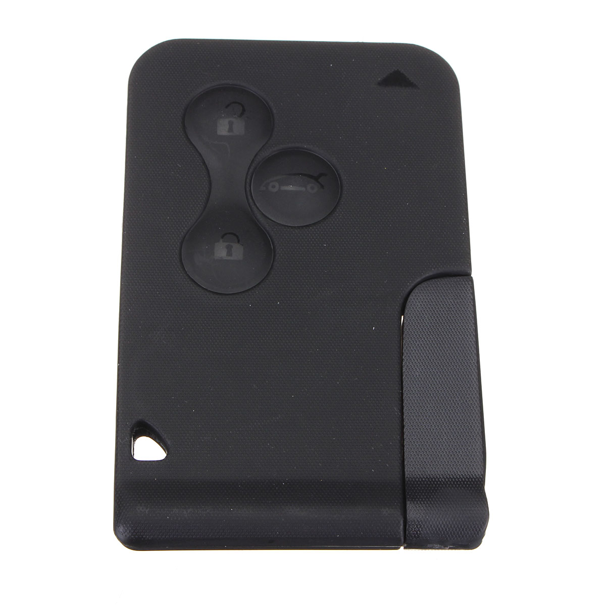 3 Button Remote Replacement Smart Key Shell Case Blade For