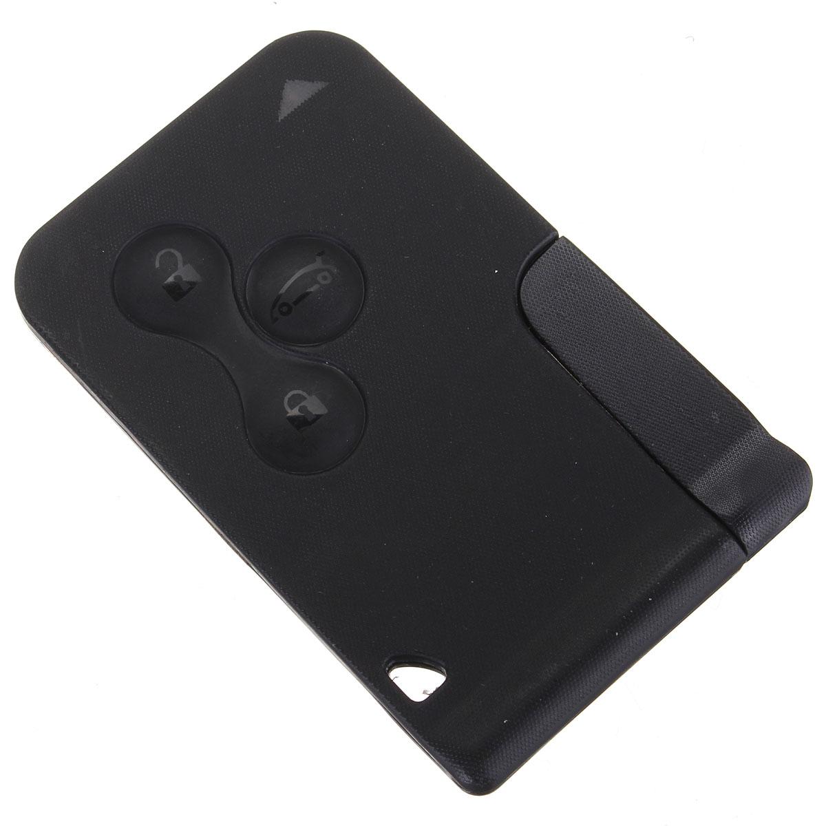remote key case kit battery switch blade for renault clio megane grand scenic ebay. Black Bedroom Furniture Sets. Home Design Ideas