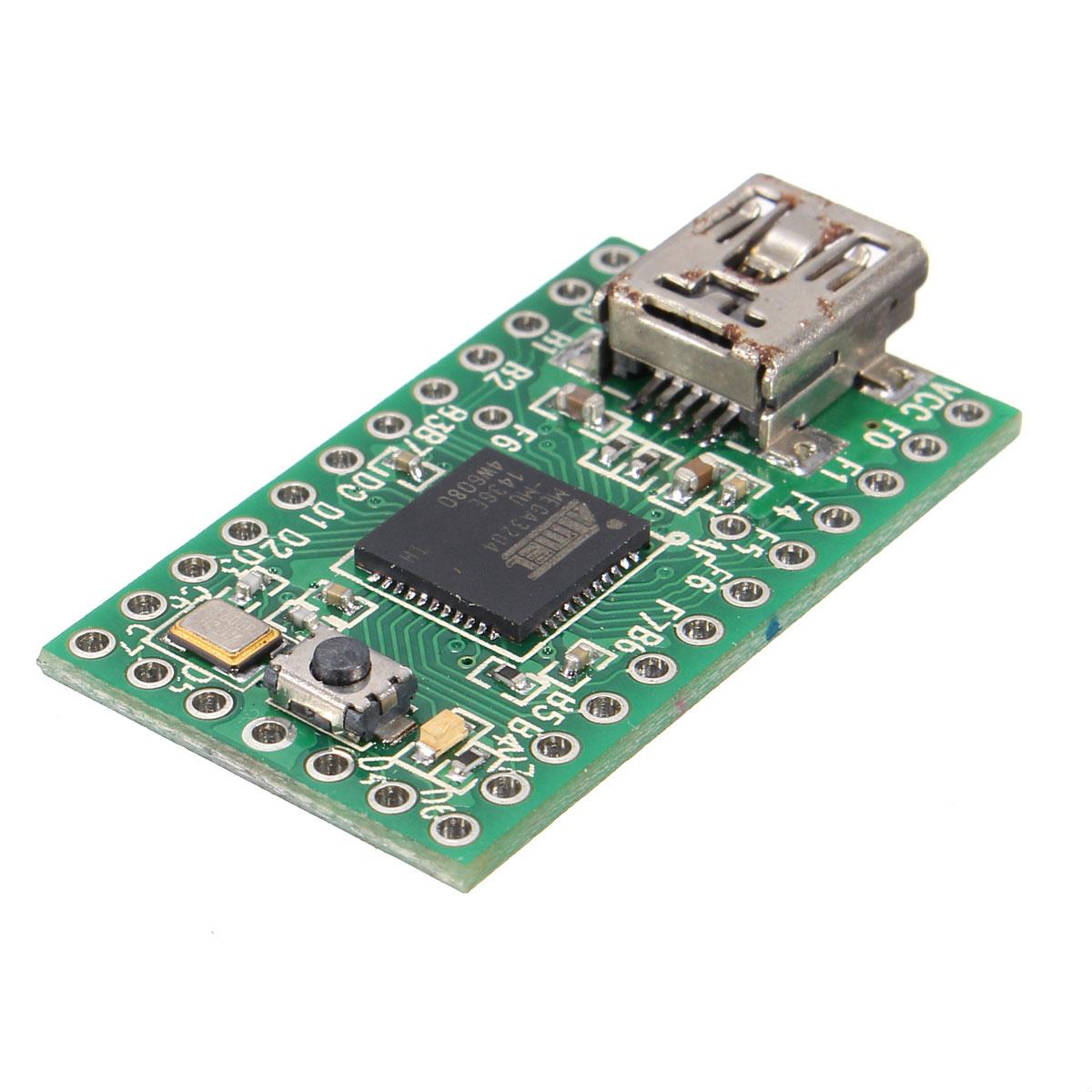 Teensy usb keyboard mouse avr arduino isp board