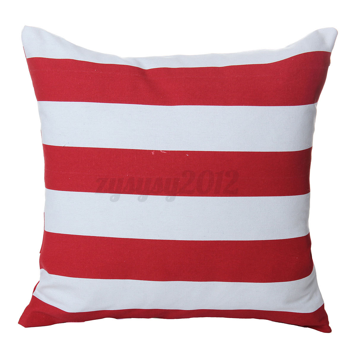 housse de coussin ondulant taie oreiller cushion cover sofa canap g om trique ebay. Black Bedroom Furniture Sets. Home Design Ideas
