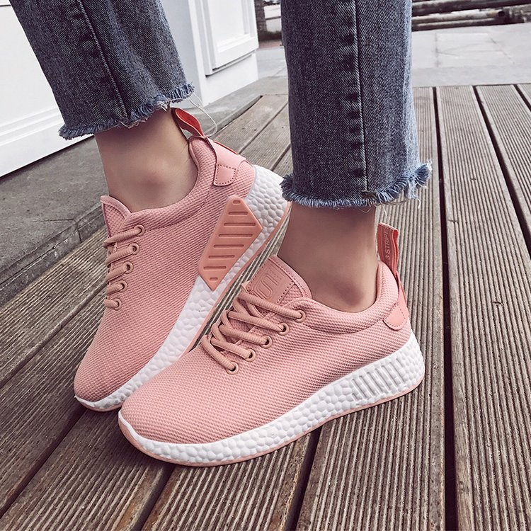 2018 Fashion New Women's Sneakers Sport Breathable Casual Running Outdoors Shoes