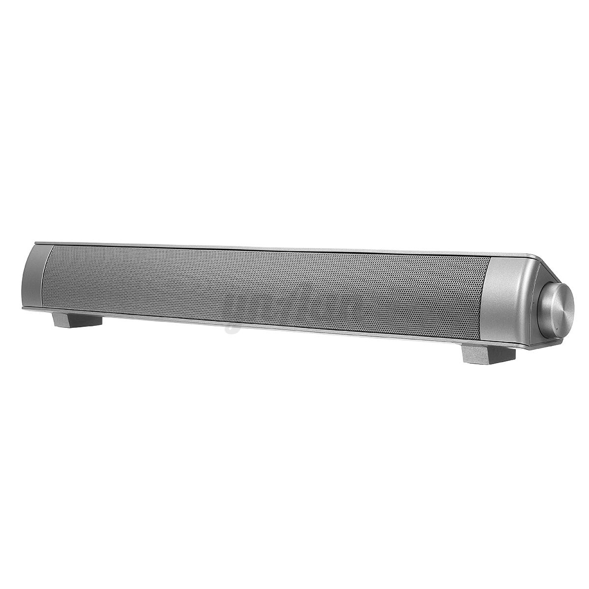 TV Sound Bar Home 3D Theater Wireless Bluetooth Speaker Soundbar Subwoofer 5W×2
