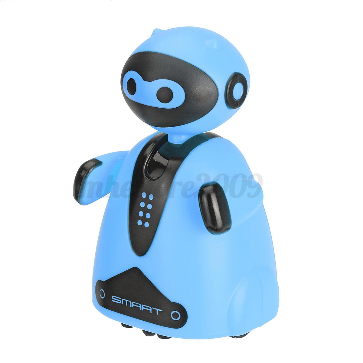 Magic Pen Inductive Robot Automatic Follow Drawn Line Kids Electric Toys w// LED