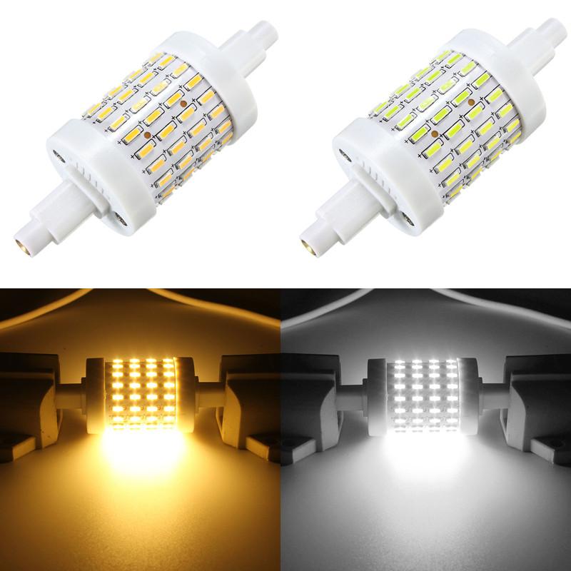 dimmable r7s j78 j118 4014smd led flood light replacement. Black Bedroom Furniture Sets. Home Design Ideas