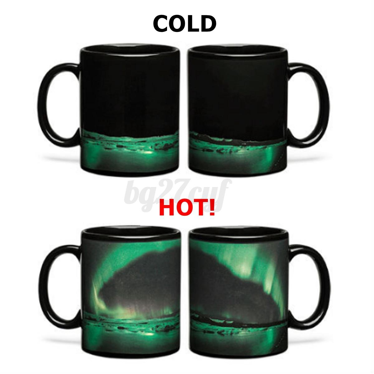 how to make heat magic mugs