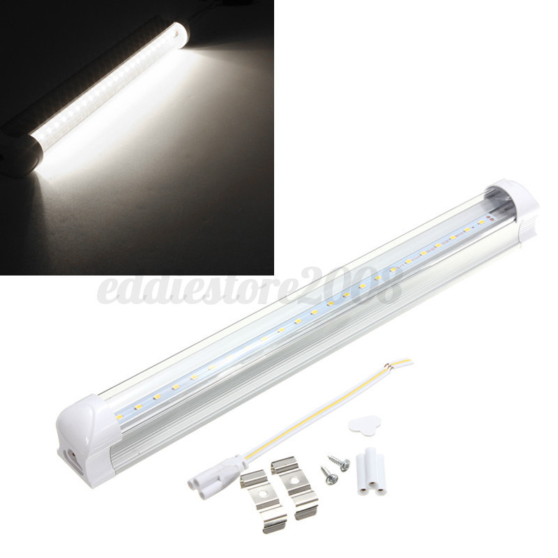led integrated tube light t8 fluorescent lamp bulb 2835smd. Black Bedroom Furniture Sets. Home Design Ideas