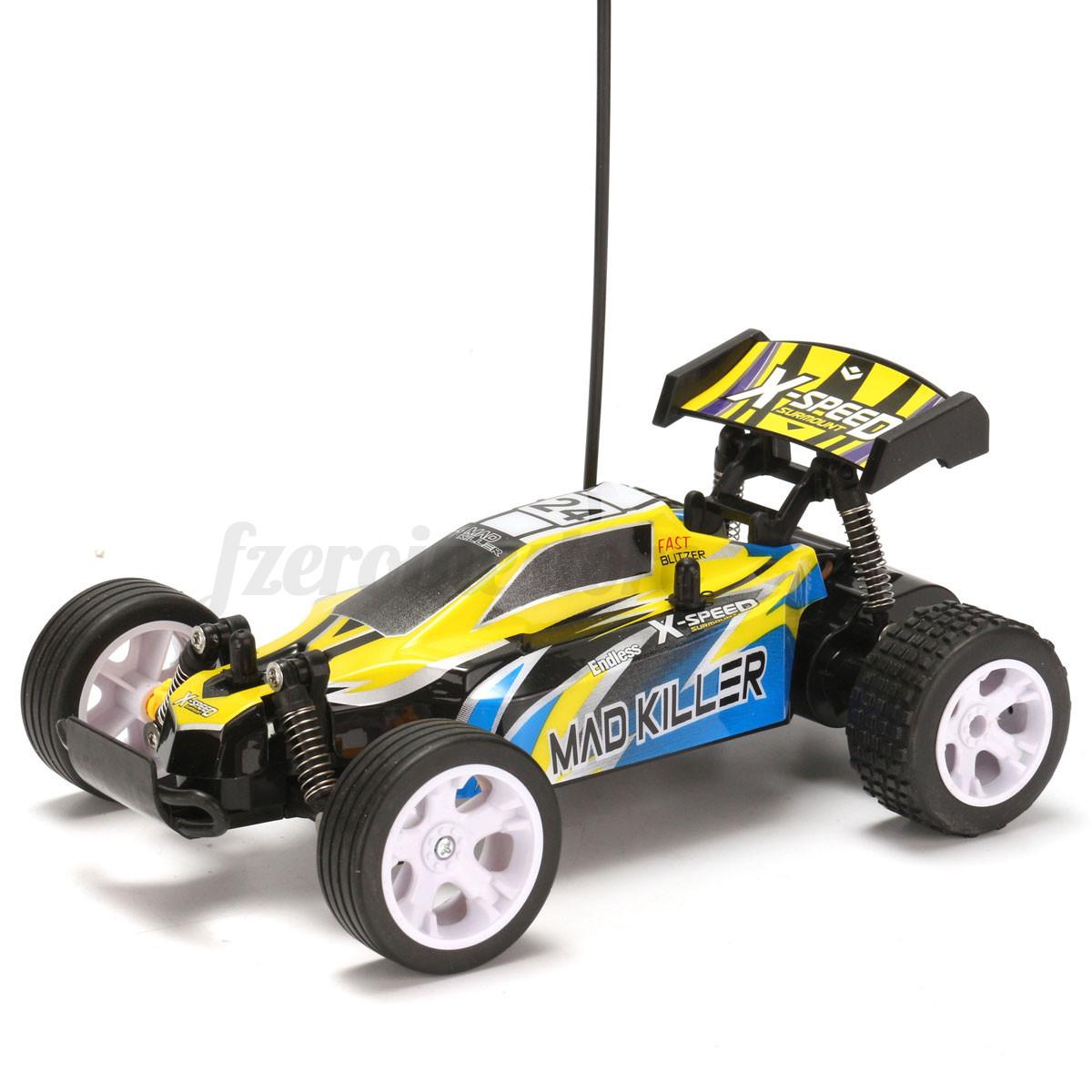 Skirmish Buggy Rc Racing Car Monstertruck