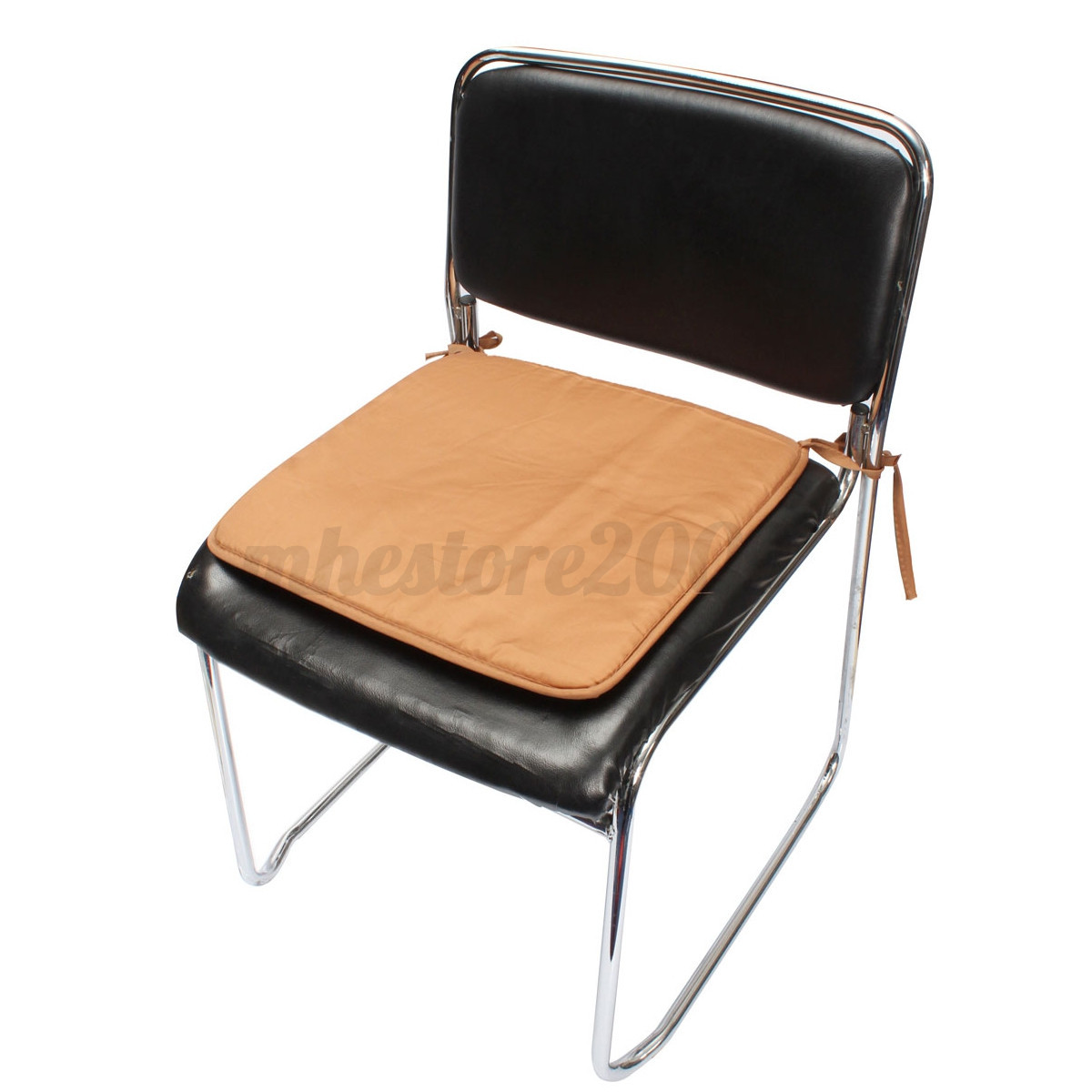 Removable Chair Cushion Seat Pads Ties Office Garden Dining Kitchen Home 15 X15 Ebay