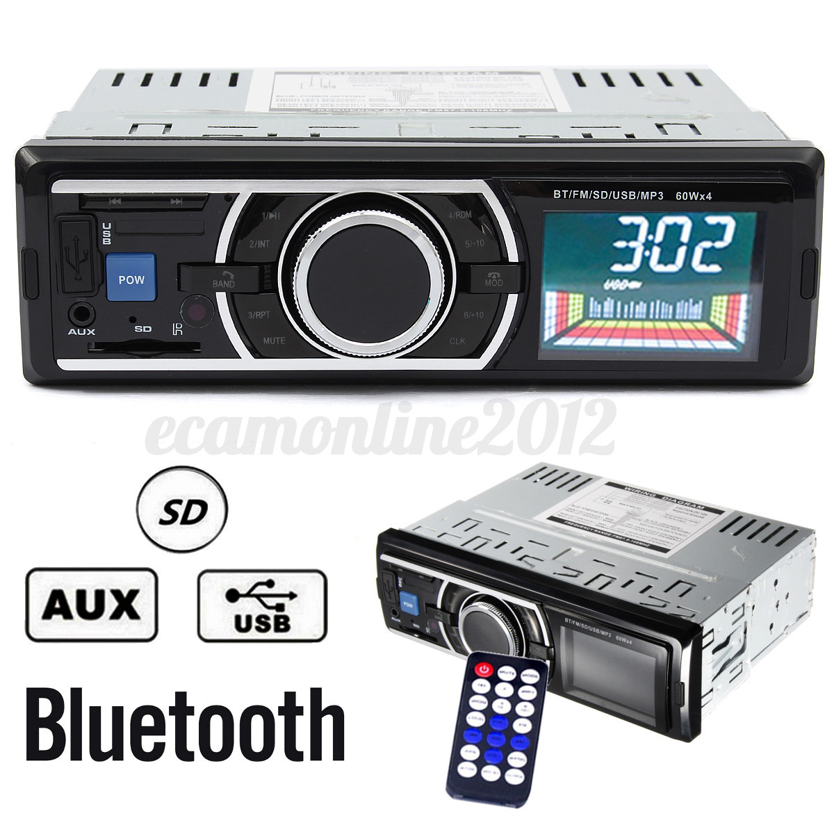 how to add bluetooth to audio receiver