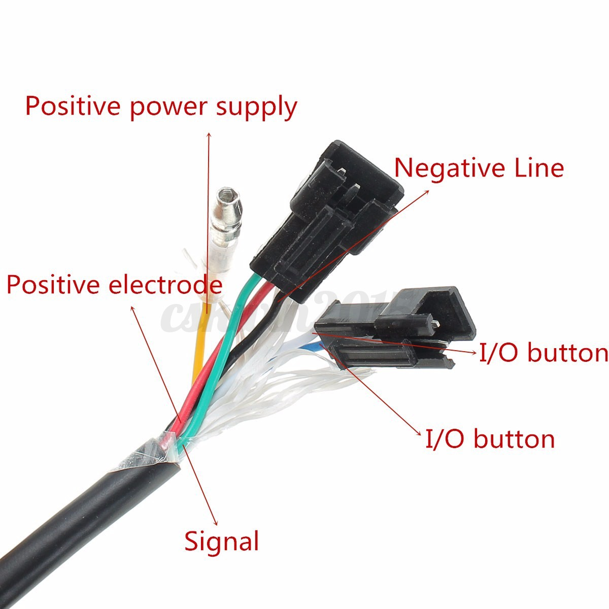 Electric Bike Throttle Wiring Diagram Best Image 2018 Brushless Motor Controller Scooter Bicycle