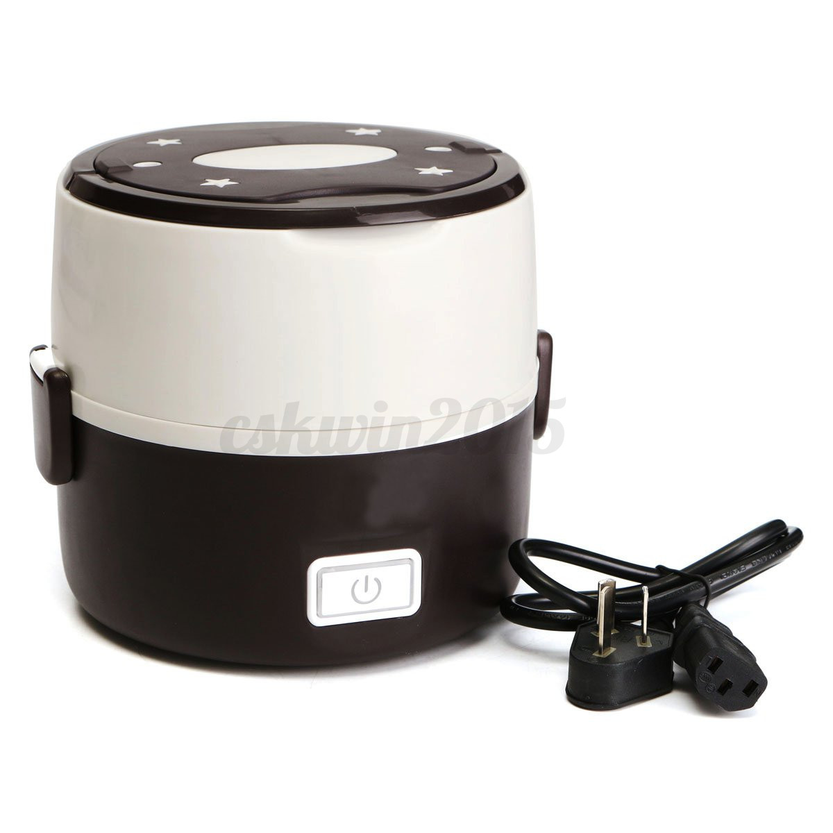 Portable Electric Cooker ~ Electric l mini portable lunch box cooker steamer